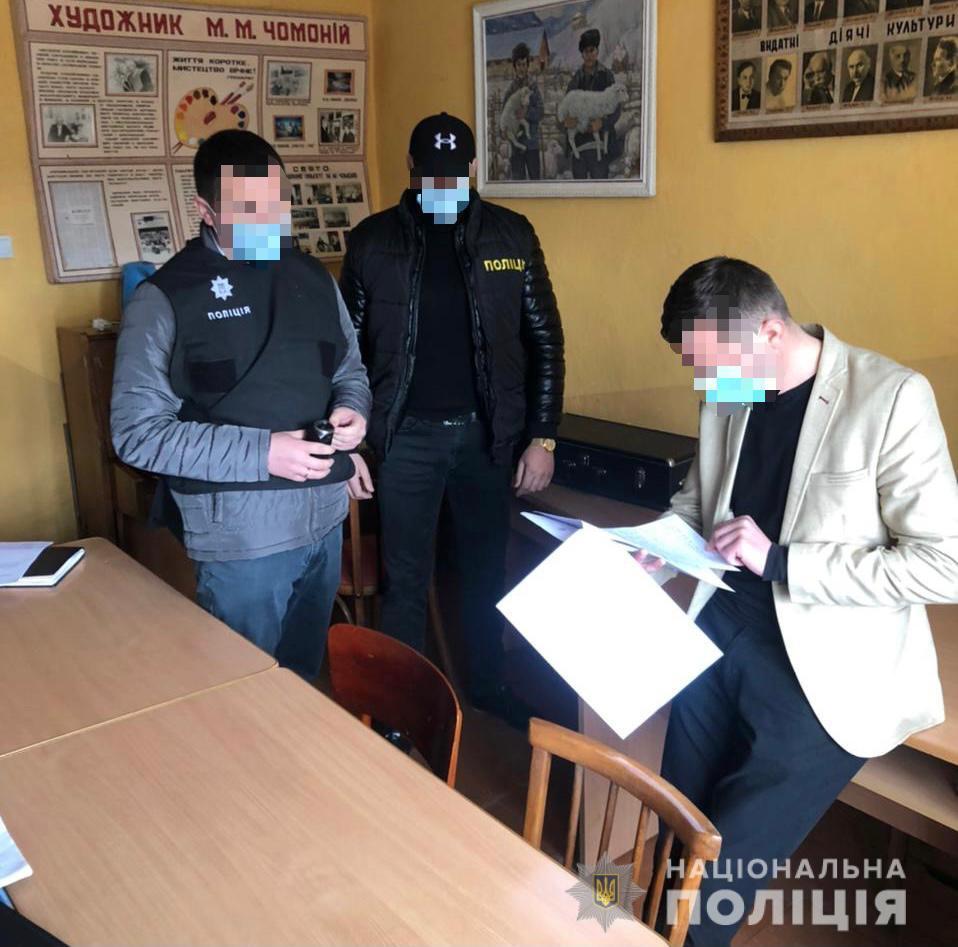 Голові ОТГ на Хустщині повідомили про підозру в одержанні хабара