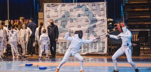 16-річна ужгородка здобула перемогу у чемпіонаті України з фехтування на шпагах
