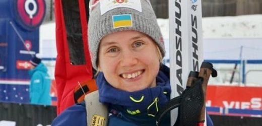 Біатлоністка із Закарпаття виборола золоту і срібну медалі на Чемпіонаті України