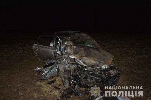 Поліція повідомила деталі моторошної автотрощі поблизу Мукачева