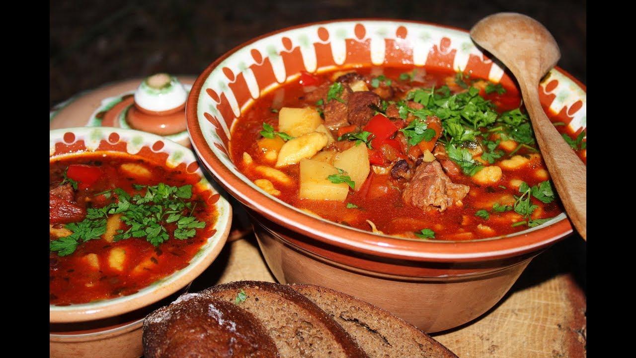 На Закарпатті вже вдев'яте пройде Тиждень угорської кухні