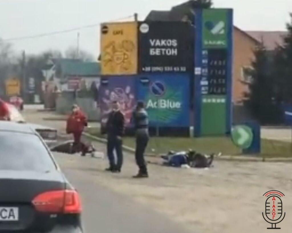 Під час ДТП на Тячівщині постраждав мотоцикліст