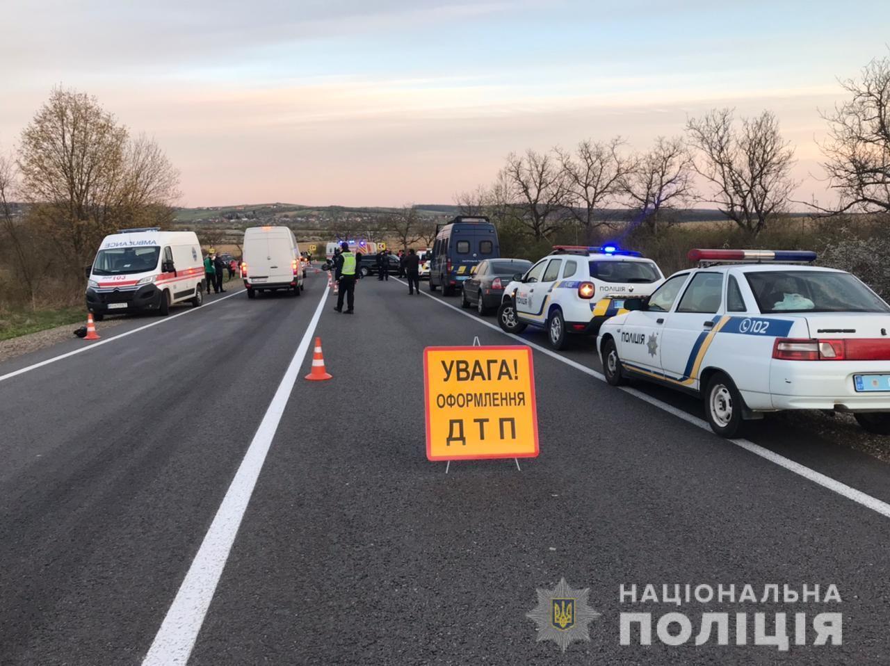 Моторошна ДТП на Мукачівщині – троє загиблих, одна людина травмована (ФОТО)
