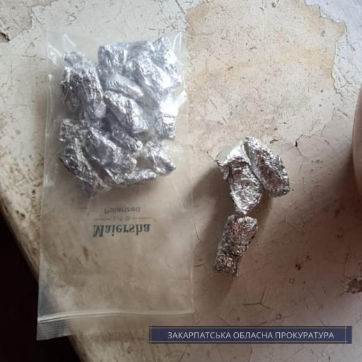 Підозрюваного у збуті наркотиків мешканця Ужгорода взято під варту