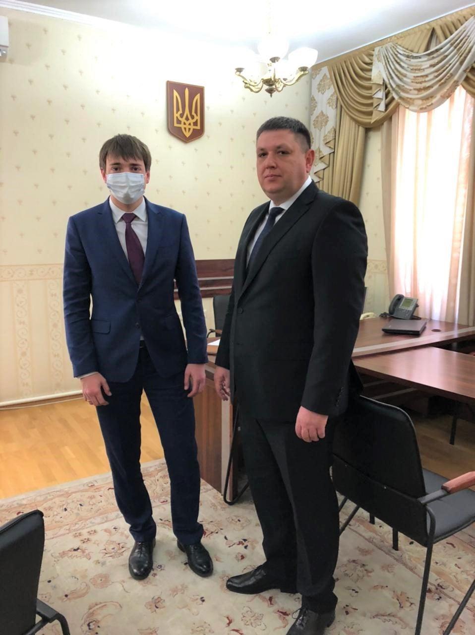 У Мукачівської окружної прокуратури – новий керівник