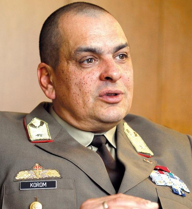 Командувач Збройними силами Угорщини каже, що закарпатські угорці знаходяться у сфері оборонної системи країни