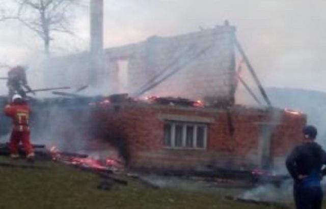 За минулу добу на Закарпатті горіли три будинки