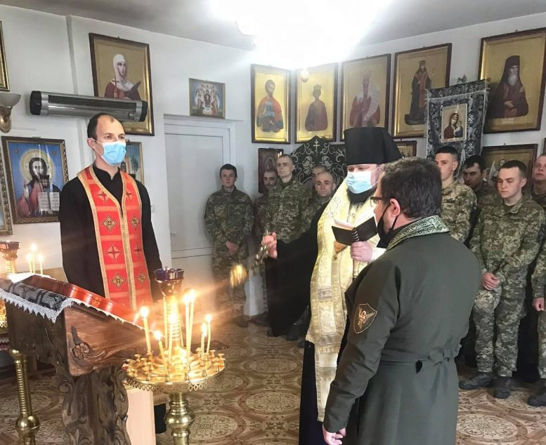 В Мукачеві відслужили Панахиду за воїном 128-ї ОГШБр  Давидом Шартава