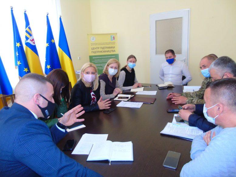 """Відбулось чергове засідання щодо співпраці між прикордонниками, НПП ,,Ужанський"""", представниками туристичної сфери та влади"""