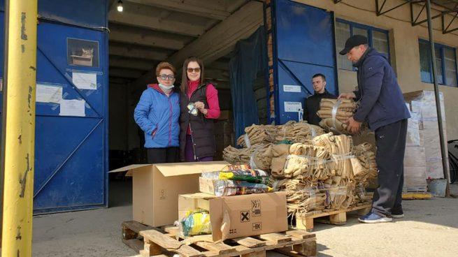 Мукачівські волонтери відправили вантаж на передову