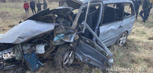 Смертельна ДТП з двома загиблими сталася на Ужгородщині