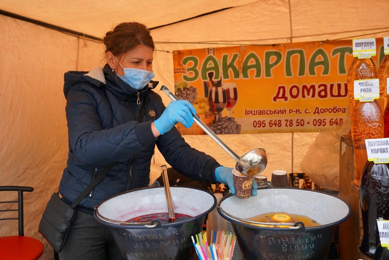 """""""Дні сакури"""" тривають в Ужгороді"""