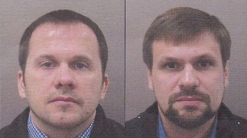Чехія вислала 18 російських шпигунів та розшукує Петрова і Боширова через підрив військових складів