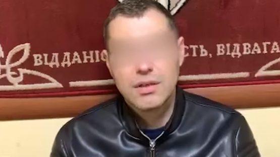 Лікар, якого викрали в Ужгороді,  каже, що його не викрадали (відео)