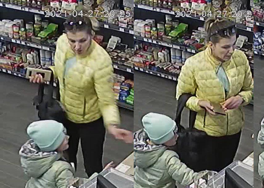 В Ужгороді жінка вкрала з магазину скриньку з пожертвами для важкохворого Павлика Мотички (ВІДЕО)