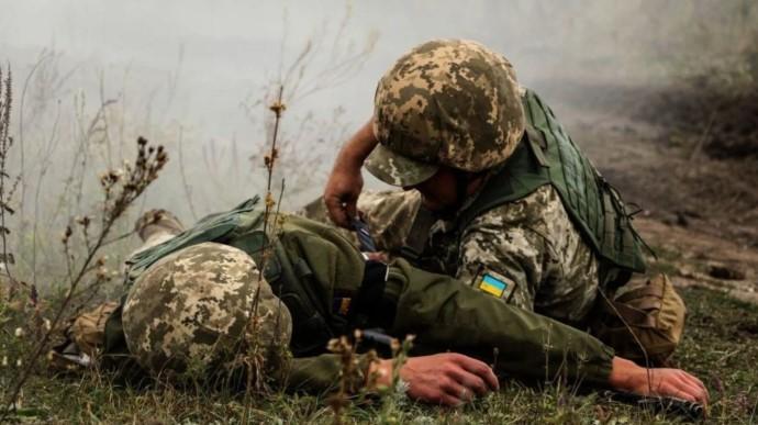 За минулу добу окупанти на Донбасі вбили двох бійців ЗСУ