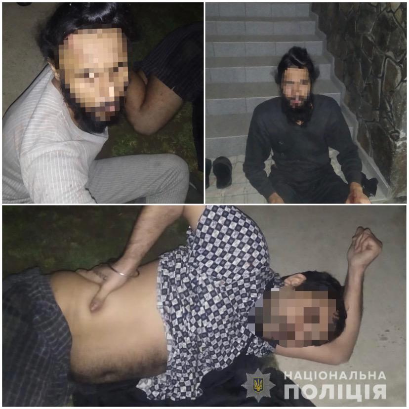 Поліція викрила жителя Великого Березного, що силоміць утримував і катував нелегалів