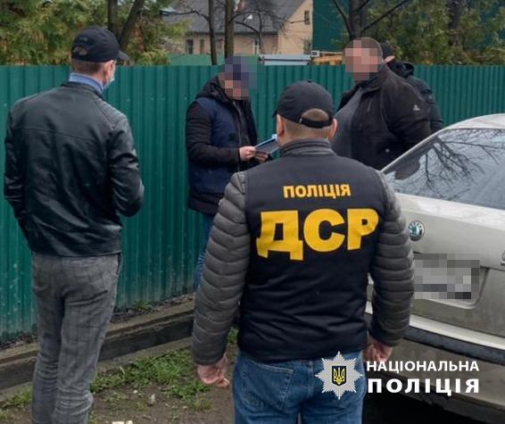 Закарпатські правоохоронці повідомили подробиці затримання на хабарі працівника лісомисливського господарства