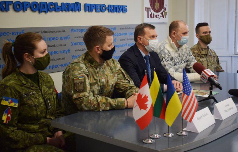 На Закарпатті Міністерство оборони України проведе круглі столи з проблем соціального захисту військовослужбовців та їх сімей в умовах впровадження стандартів NATO