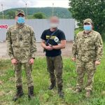Закарпатські прикордонники затримали двох громадян Чехії, які незаконно потрапили на територію України