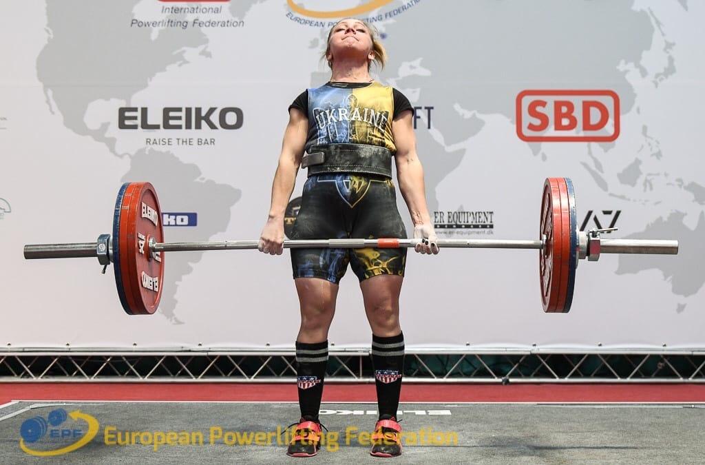 Закарпатські пауерліфтери вибороли 3 золоті медалі на Чемпіонаті України