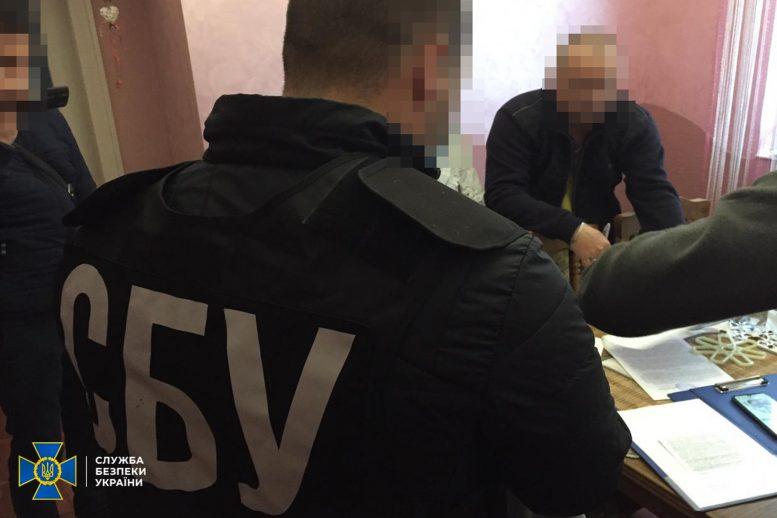 СБУ викрила інтернет-агітатора, який закликав до зміни меж території України на Закарпатті