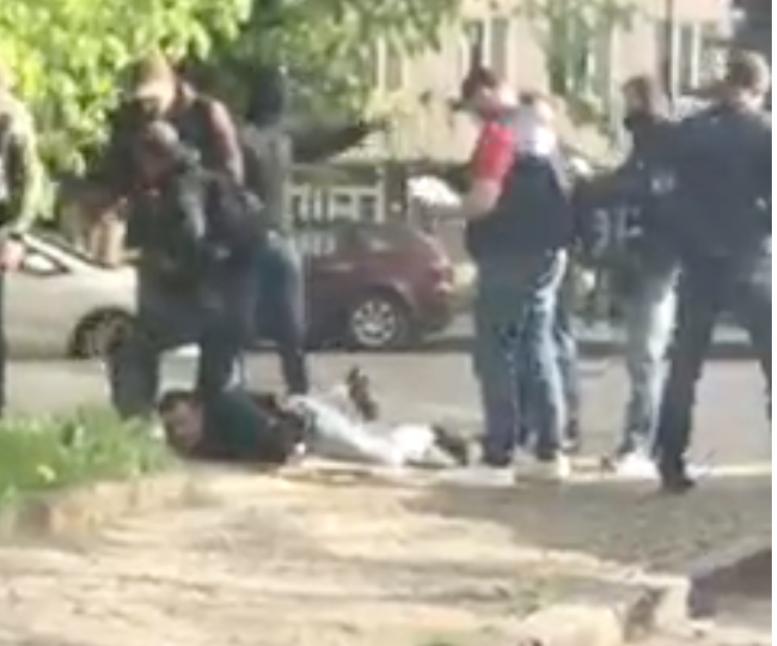 В Ужгороді затримано співробітника СБУ (відео)