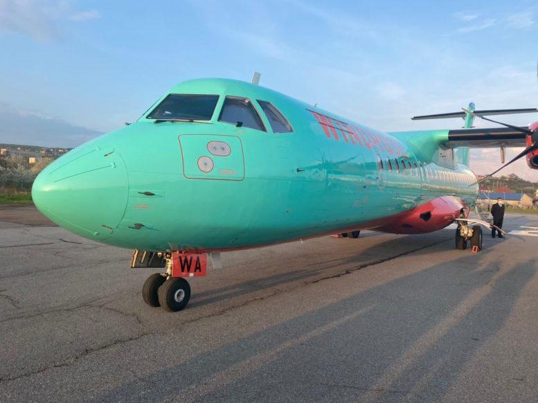 З червня в Ужгорода буде регулярне авіасполучення зі столицею України