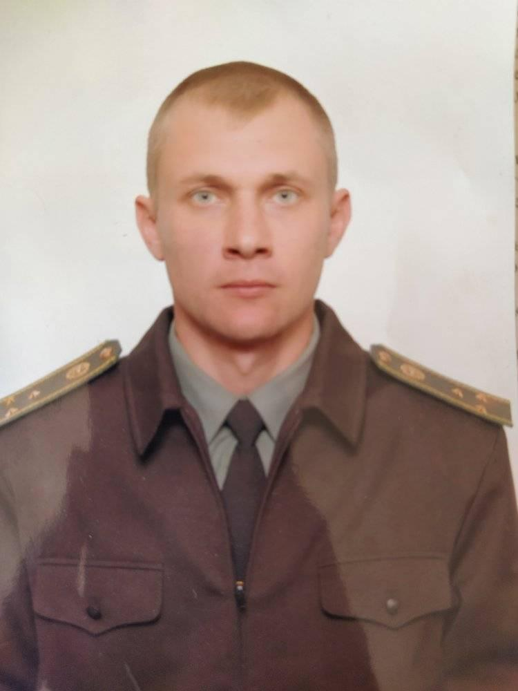 Від кулі снайпера загинув офіцер Закарпатського Легіону Максим Польовий