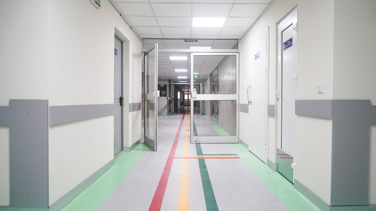 У районній лікарні в Берегові незабаром відкриють оновлене відділення екстреної медичної допомоги (ФОТО)