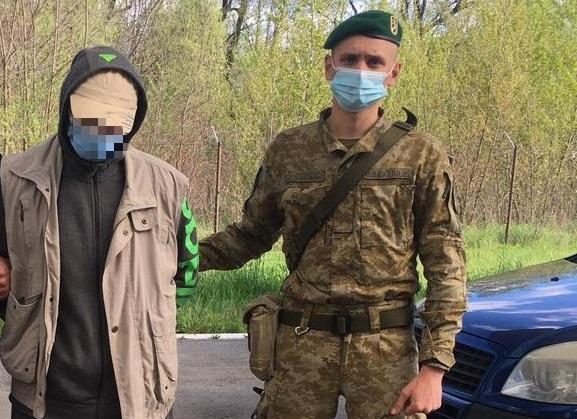 Закарпатські прикордонники затримали громадянина Румунії, якого розшукував Інтерпол за вбивство у Німеччині