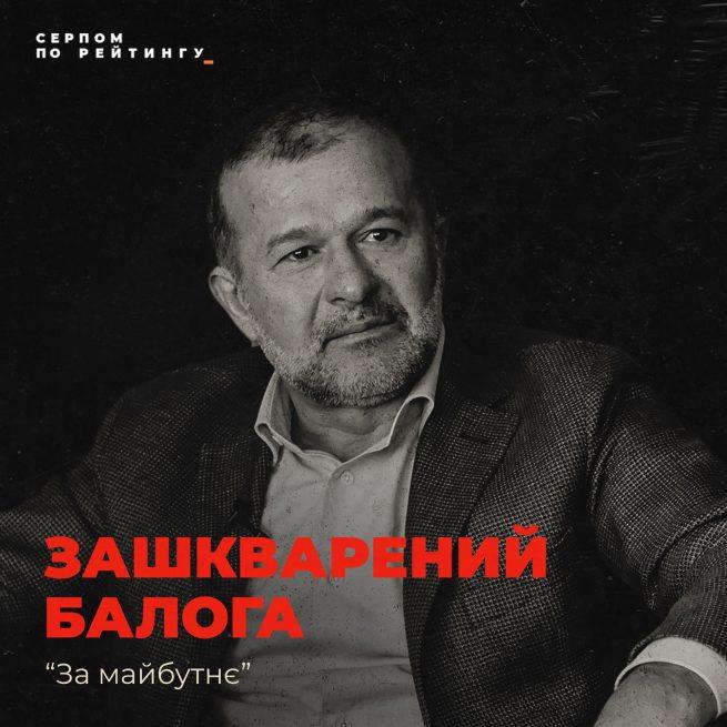 Центр Протидії Корупції висвітлив діяльність закарпатського нардепа Віктора Балоги