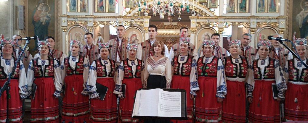 Закарпатський народний хор виступив з першим концертом після карантину (ВІДЕО)