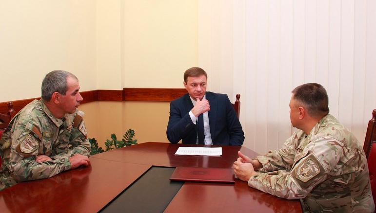 Олексія Петріченко призначено начальником ГУ Державної податкової служби в Закарпатській області (документ)