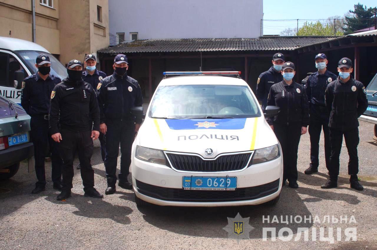 У Мукачівському районному управлінні поліції розпочала роботу мобільна група з протидії домашньому насильству
