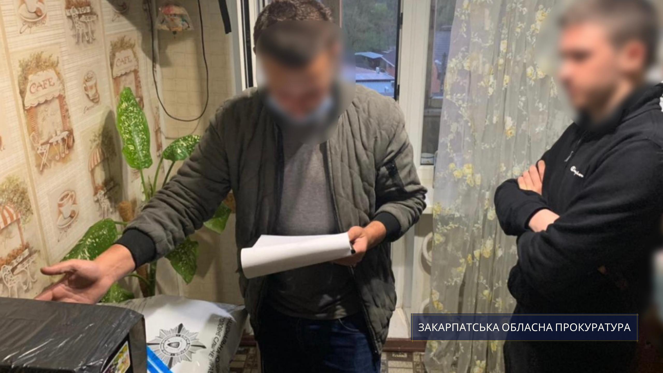 """Підозрюваних у розклеюванні провокаційних антиугорських листівок в Берегові взято під """"нічний"""" домашній арешт"""