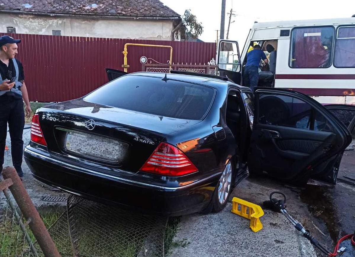 Моторошна ДТП в Ужгороді – один загиблий,троє травмованих (ФОТО)