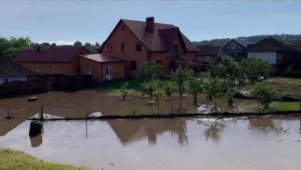 Негода наробила біди на Мукачівщині – підтоплено будинки, знищено врожай (ФОТОФАКТ)