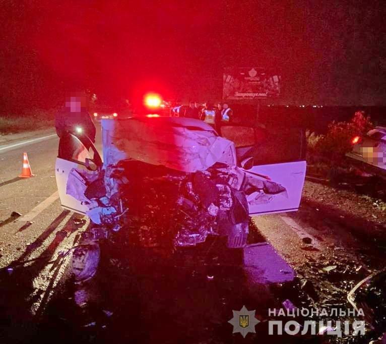 Моторошна ДТП на Мукачівщині: двоє загиблих, одна людина – в реанімації