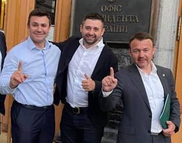 Політичне фіаско голови Закарпатської облради Олексія Петрова
