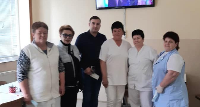Центр надання соціальних послуг села Велика Добронь розширив спектр послуг