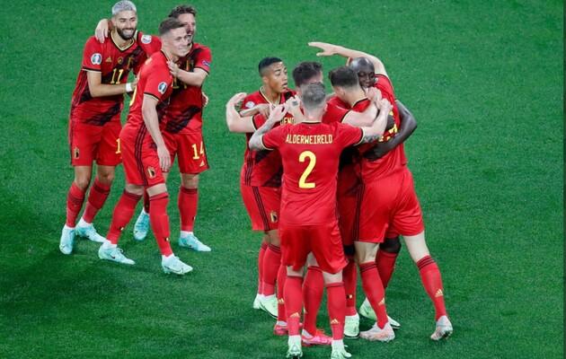 Бельгія у Санкт-Петербурзі розгромила Росію з рахунком 3:0
