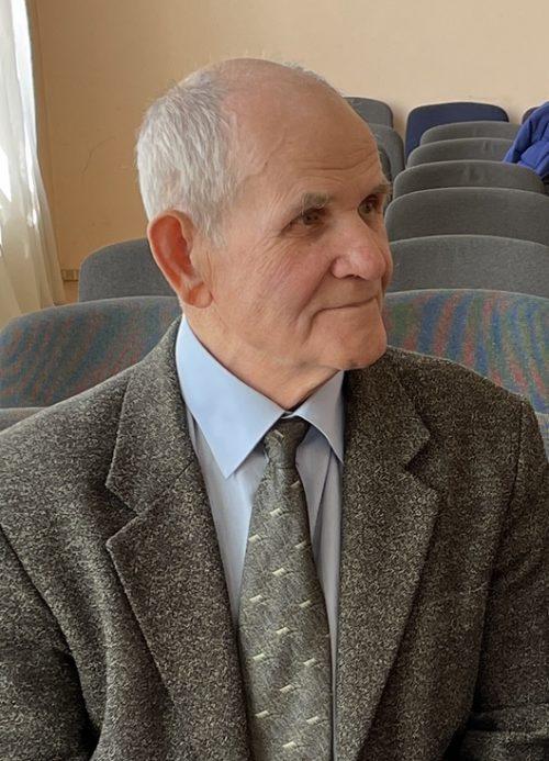 Історик Олексій Корсун, який повернув із забуття сотні імен закарпатців відзначив 85-річчя від дня народження