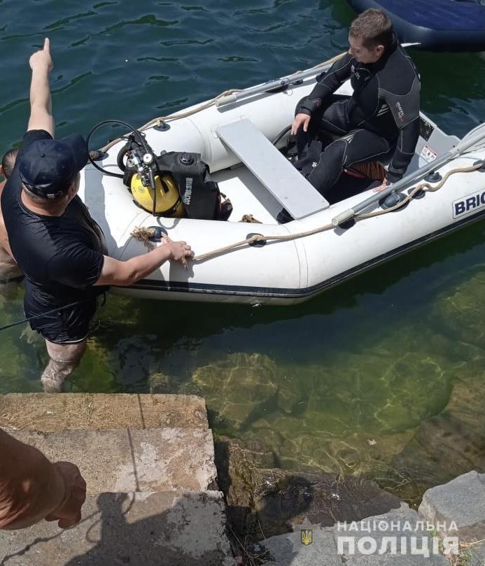 Потонулим у Радванському кар'єрі в Ужгороді виявився 19-річний військовослужбовець з Рівненщини, якого розшукували 5 діб