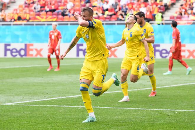 Україна виходить в 1/8 фіналу Євро-2020, допомогла Швеція