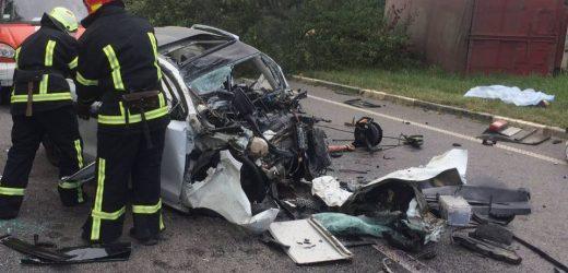У ДТП на Черкащині загинув поліцейський із Закарпаття разом з родиною