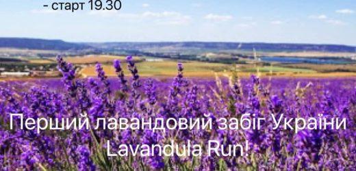 Перший лавандовий забіг України відбудеться завтра на Закарпатті