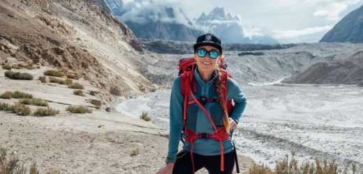 Закарпатка Ірина Галай стала першою українкою, яка здійснила сходження на одну із найбільш небезпечних вершин світу – К2
