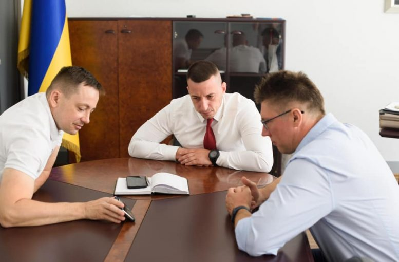 Заступник Міністра культури та інформаційної політики Тарас Шевченко відвідав Закарпаття (фото)