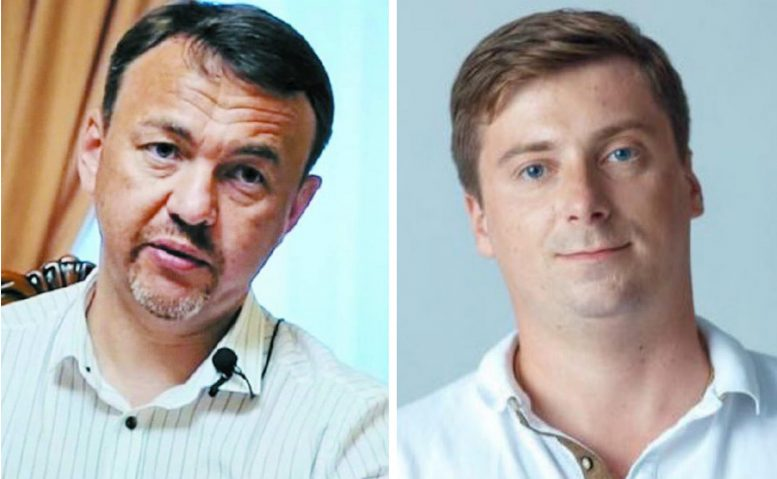 Голова облради Петров просуває на посаду директора Ужгородського замку свого родича
